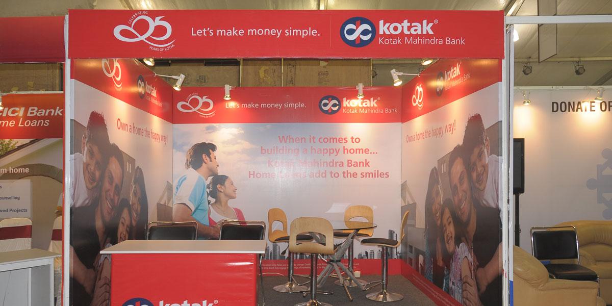 Exhibition Stall Design In Gujarat : Aura communications exhibition stall design and advertising